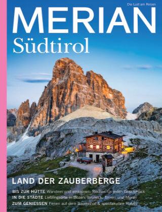 MERIAN - Die Lust am Reisen Südtirol 4/21