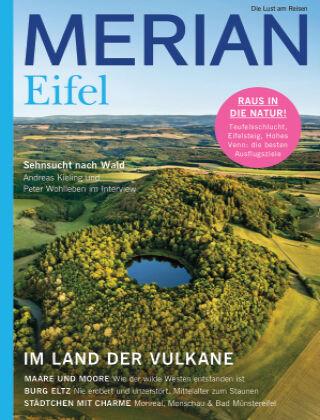 MERIAN - Die Lust am Reisen Eifel 05/21