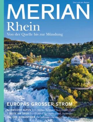 MERIAN - Die Lust am Reisen Rhein 06/21