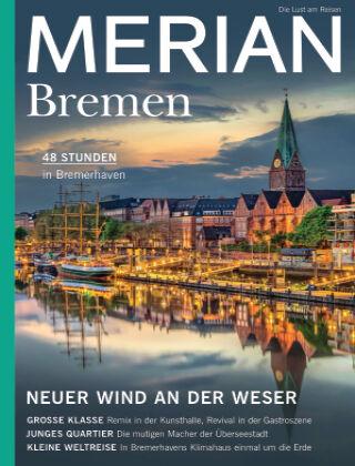 MERIAN - Die Lust am Reisen Bremen 07/21
