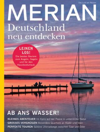 MERIAN - Die Lust am Reisen Deutschland - Wasser