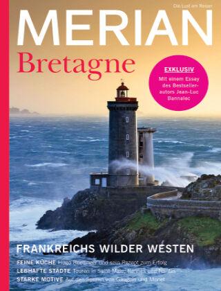 MERIAN - Die Lust am Reisen Bretagne 09/21