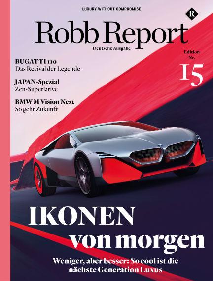 ROBB REPORT - DE November 23, 2019 00:00