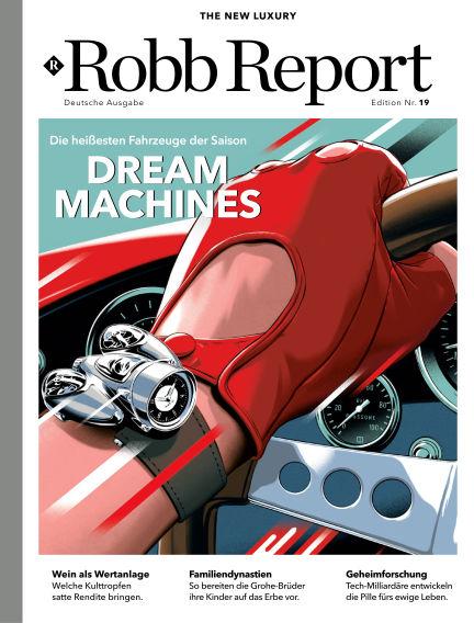ROBB REPORT - DE October 13, 2020 00:00