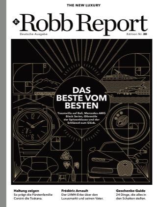 ROBB REPORT - DE 5/2020