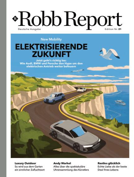 ROBB REPORT - DE March 16, 2021 00:00