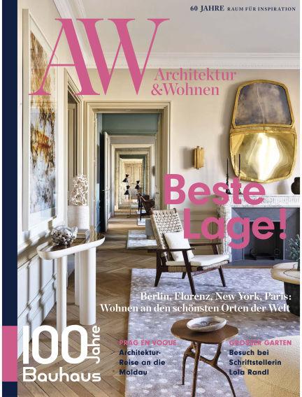 AW Architektur & Wohnen December 07, 2019 00:00
