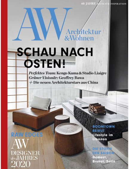 AW Architektur & Wohnen January 02, 2020 00:00