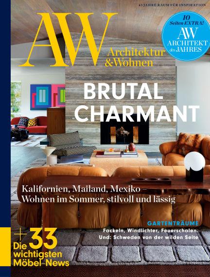 AW Architektur & Wohnen July 01, 2020 00:00