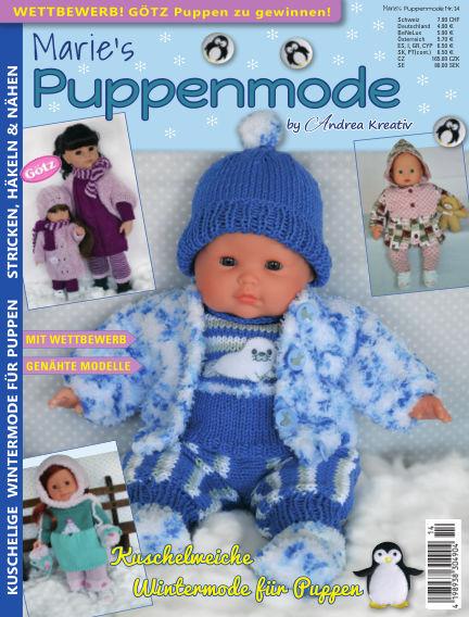 Marie's Puppenmode November 30, 2018 00:00
