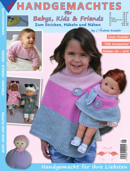 Read Handgemachtes Für Babys Kids Friends Magazine On Readly