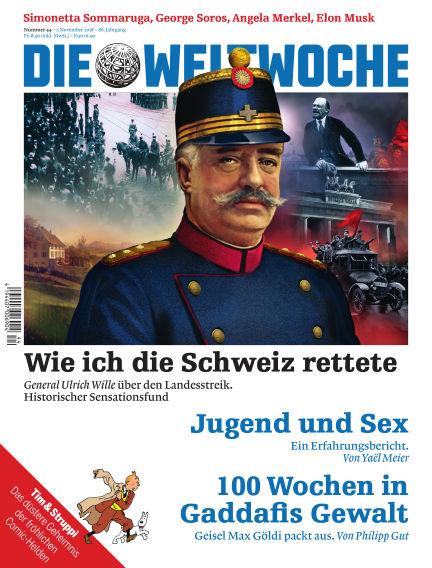 Die Weltwoche November 01, 2018 00:00