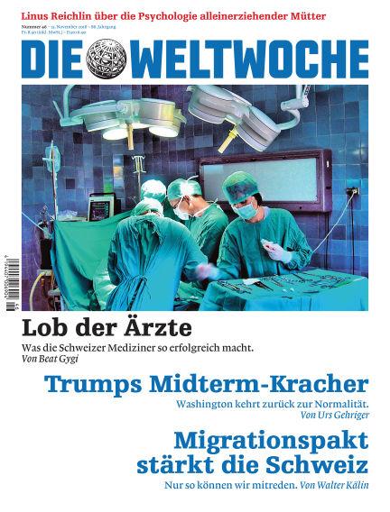 Die Weltwoche November 15, 2018 00:00