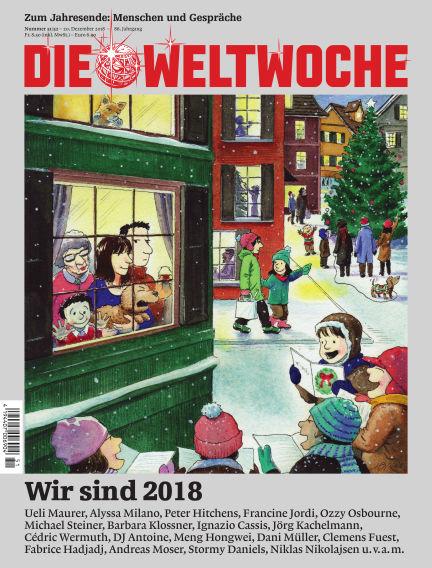 Die Weltwoche December 20, 2018 00:00
