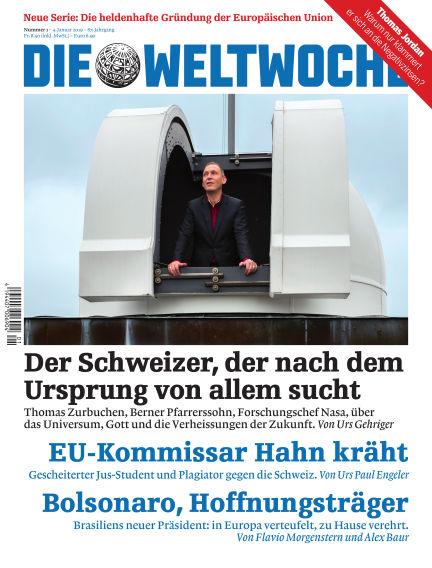 Die Weltwoche January 04, 2019 00:00