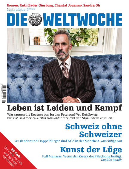 Die Weltwoche January 10, 2019 00:00