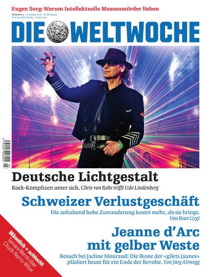 Die Weltwoche January 17, 2019 00:00