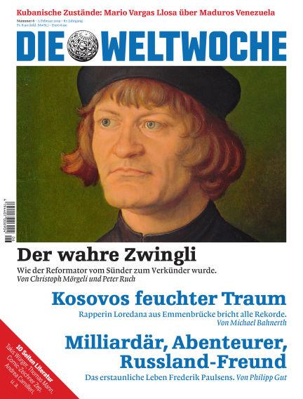 Die Weltwoche February 07, 2019 00:00