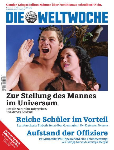 Die Weltwoche February 14, 2019 00:00
