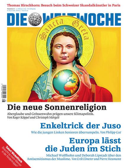 Die Weltwoche February 21, 2019 00:00