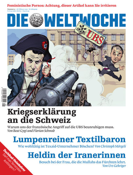 Die Weltwoche February 28, 2019 00:00