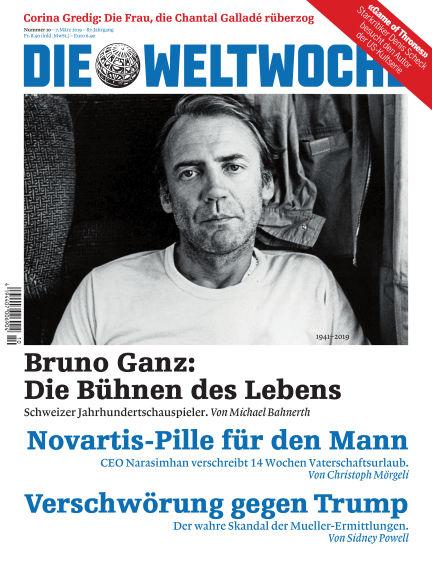 Die Weltwoche March 07, 2019 00:00