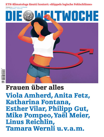 Die Weltwoche June 06, 2019 00:00