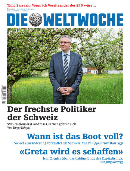Die Weltwoche June 13, 2019 00:00