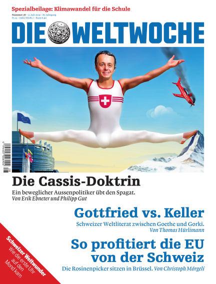 Die Weltwoche July 11, 2019 00:00