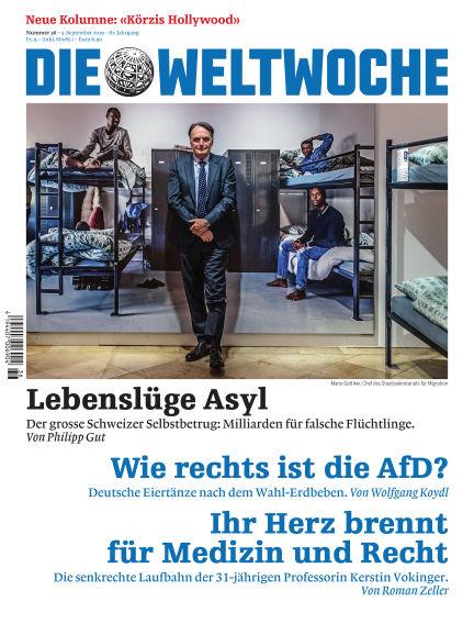 Die Weltwoche September 05, 2019 00:00