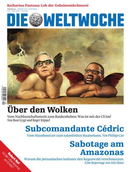 Die Weltwoche October 03, 2019 00:00