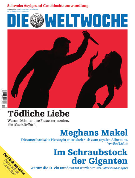Die Weltwoche October 10, 2019 00:00