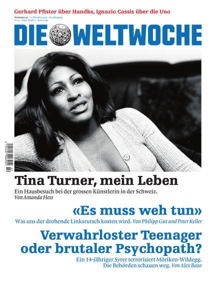 Die Weltwoche October 17, 2019 00:00