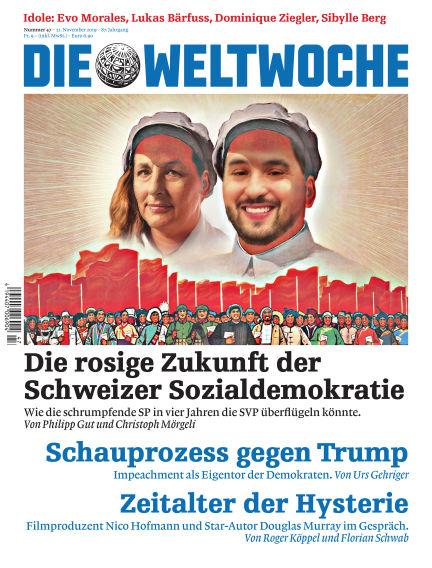 Die Weltwoche November 21, 2019 00:00