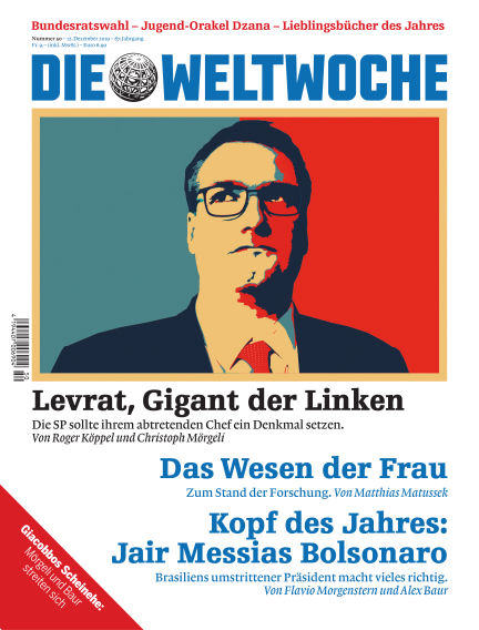 Die Weltwoche December 12, 2019 00:00