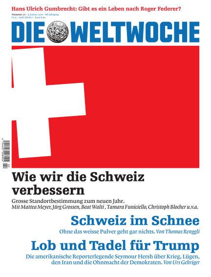 Die Weltwoche January 09, 2020 00:00