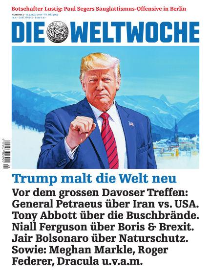 Die Weltwoche January 16, 2020 00:00