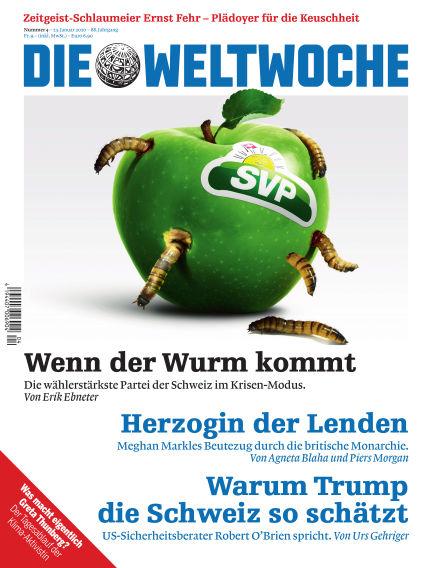 Die Weltwoche January 23, 2020 00:00