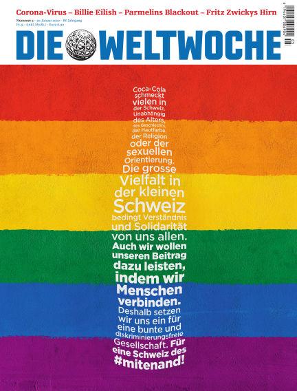 Die Weltwoche January 30, 2020 00:00