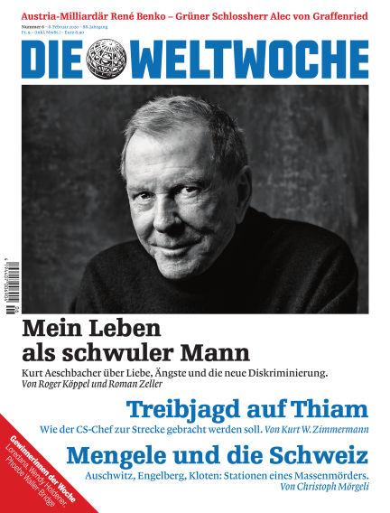 Die Weltwoche February 06, 2020 00:00