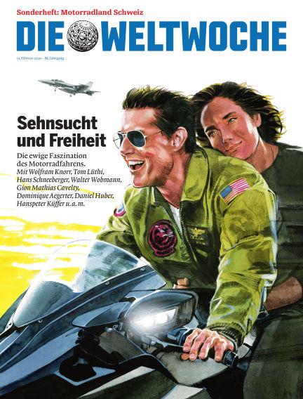 Die Weltwoche February 14, 2020 00:00
