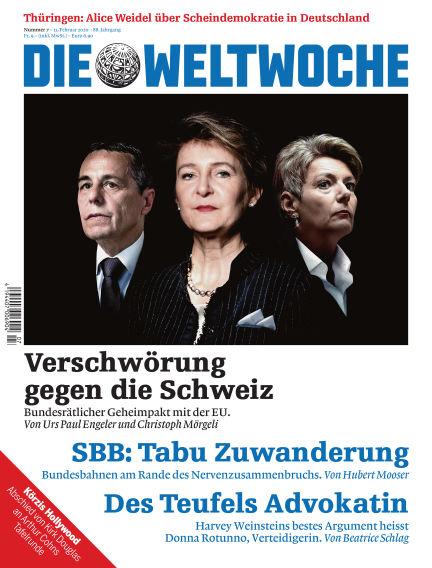 Die Weltwoche February 13, 2020 00:00