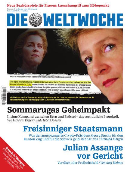 Die Weltwoche February 20, 2020 00:00