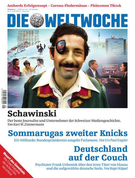 Die Weltwoche February 27, 2020 00:00