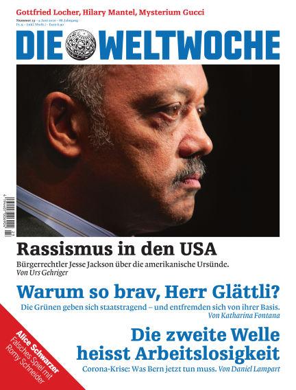Die Weltwoche June 04, 2020 00:00