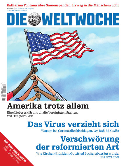Die Weltwoche June 11, 2020 00:00