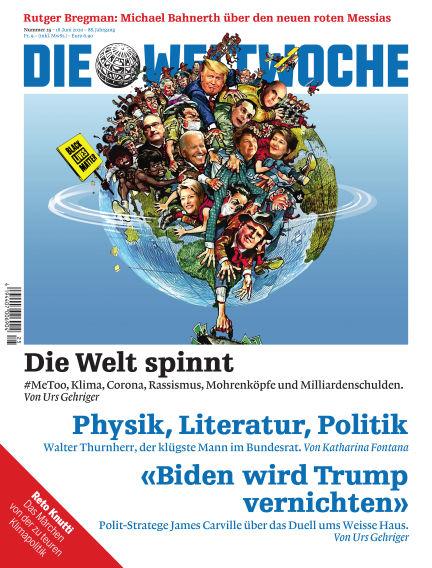 Die Weltwoche June 18, 2020 00:00