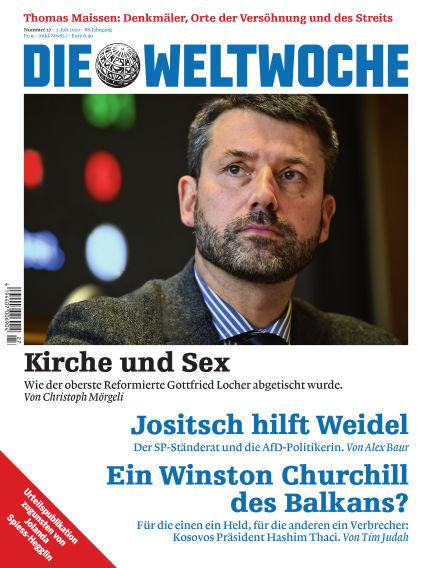 Die Weltwoche July 02, 2020 00:00