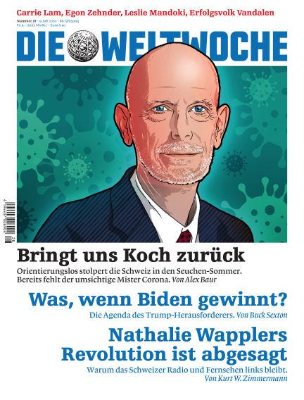 Die Weltwoche July 09, 2020 00:00