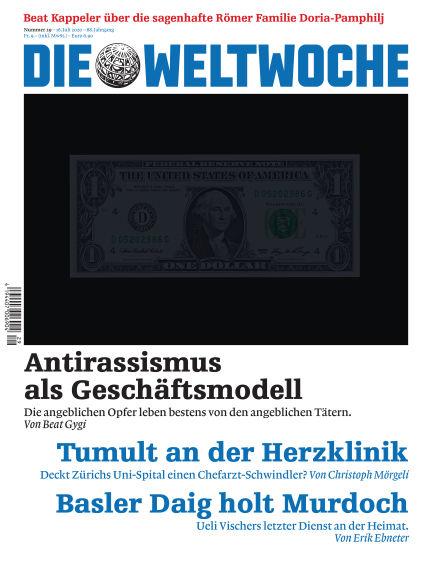 Die Weltwoche July 16, 2020 00:00
